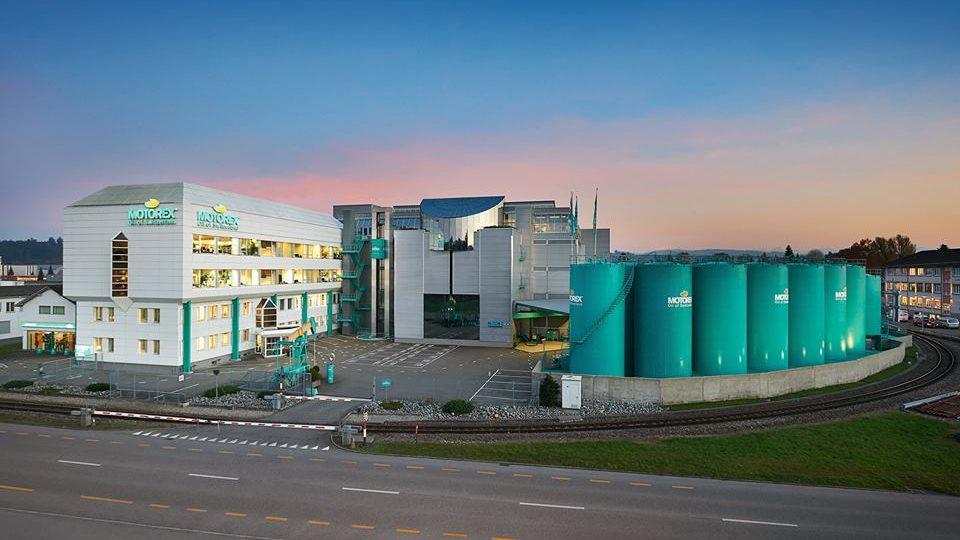 motorex factory