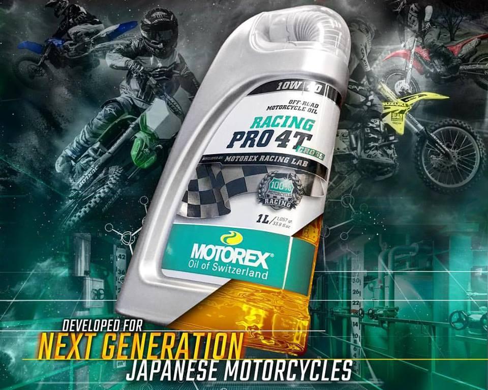 motorex racing pro 4t