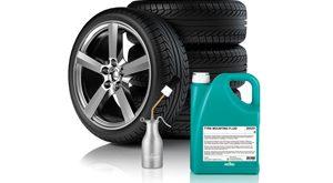 комплект за монтаж на гуми motorex tmf kit