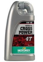 Motorex CROSS POWER 4T 5W/40