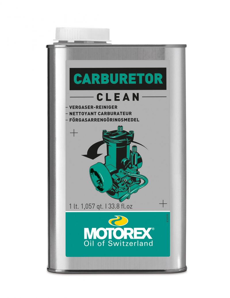 Motorex CARBURETOR CLEAN FLUID