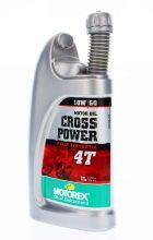 Motorex-Cross-Power-4T-10W60-1L