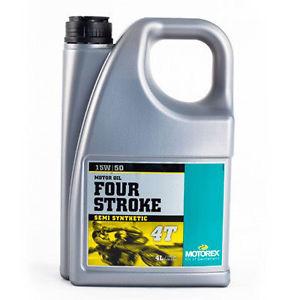 motorex_four stroke 15w50