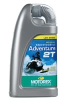Motorex SNOWMOBILE ADVENTURE 2T