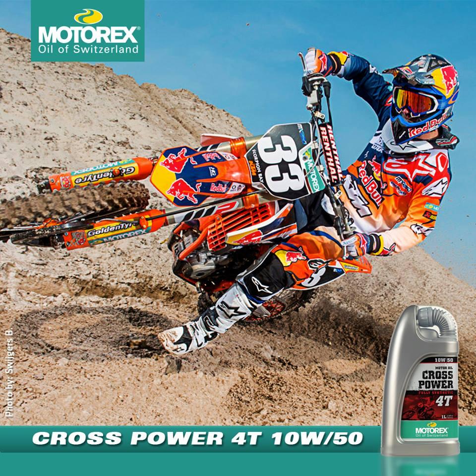 motorex 10w50 + ktm