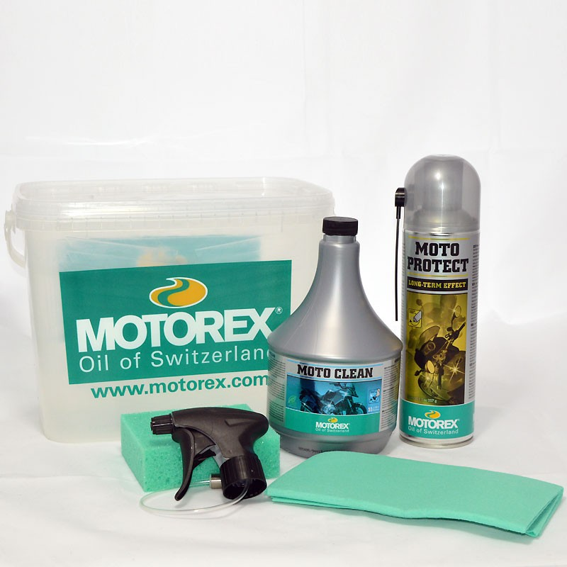 Motorex MOTO CLEANING KIT