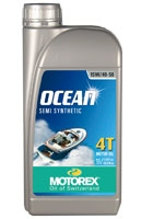 Motorex OCEAN 4T SAE 15W/40 и15W50