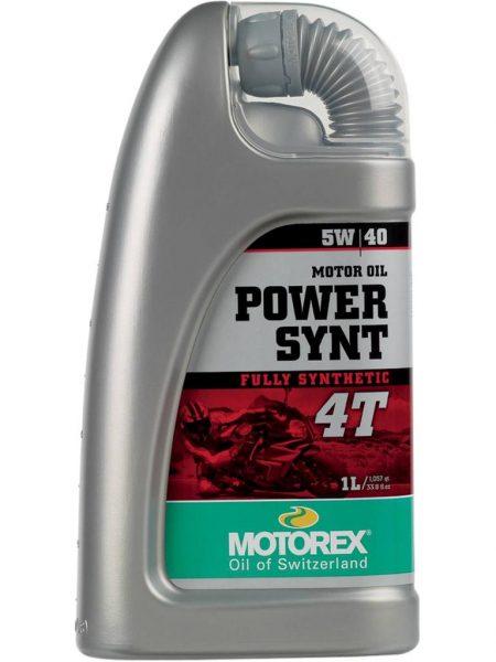Motorex POWER SYNT 4T 5W/40