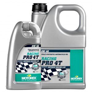Motorex RACING PRO 4T 0W/40
